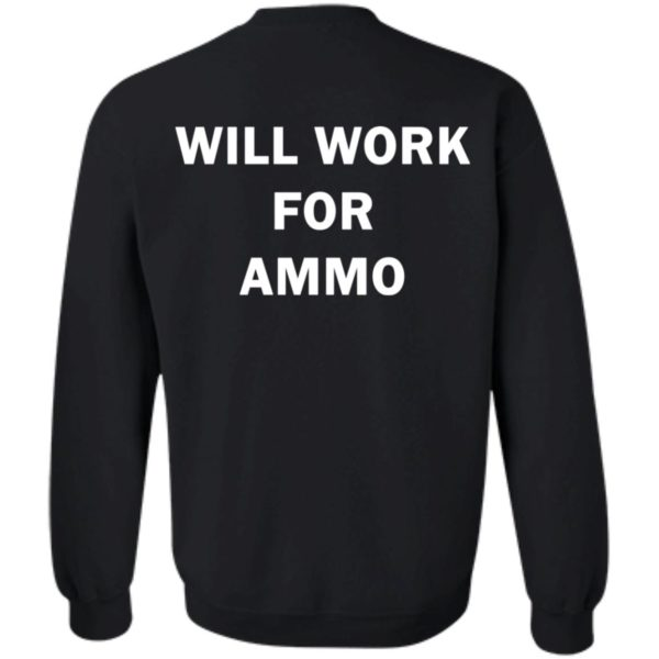Will work for ammo shirt 9
