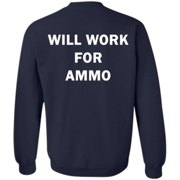 Will work for ammo shirt 10