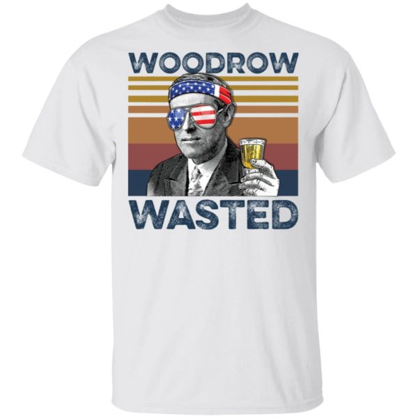 Woodrow Wasted shirt