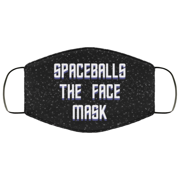 Spaceballs the face mask washable, Reusable