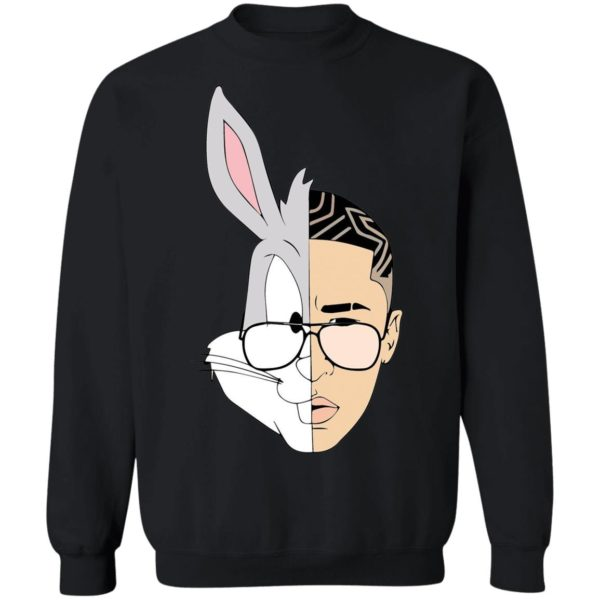 Bad Bunny Rabbit sweatshirt