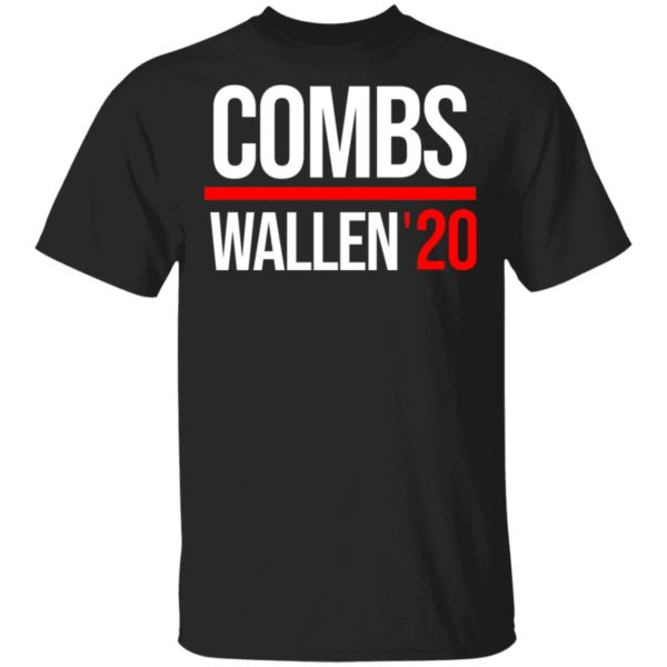 Combs Wallen 2020 shirt