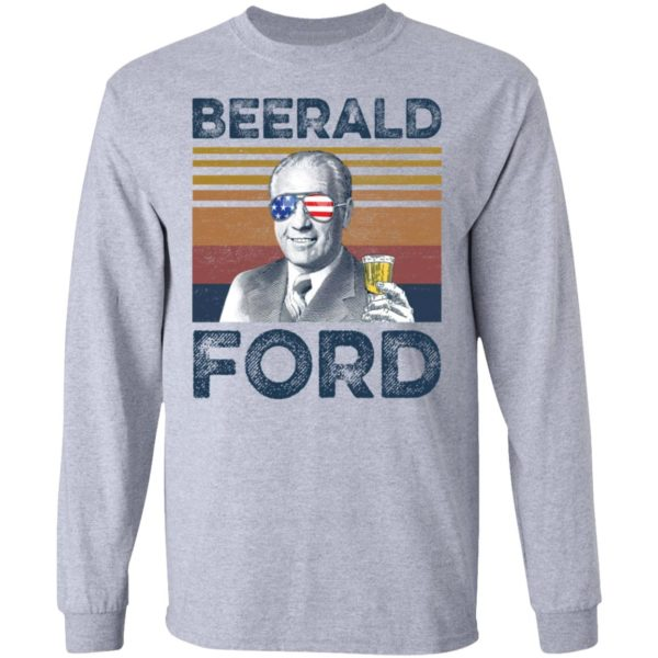 Gerald Ford Beerald Ford shirt 5