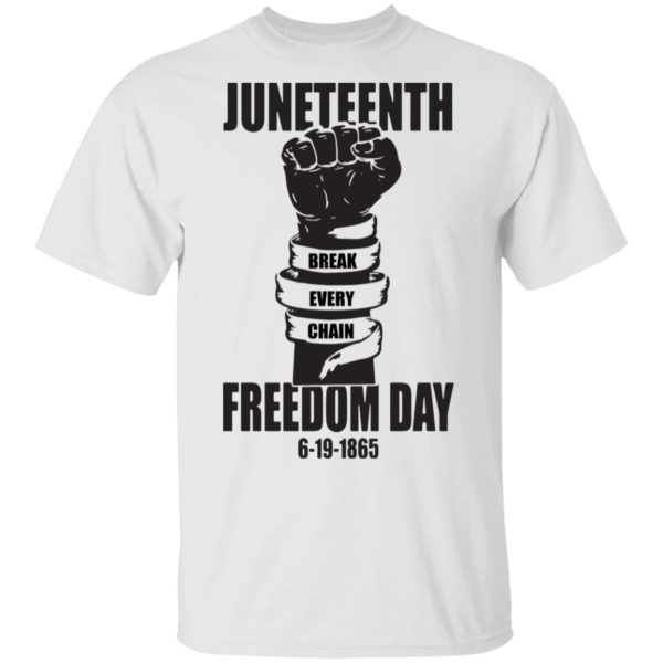 Juneteenth freedoom day shirt