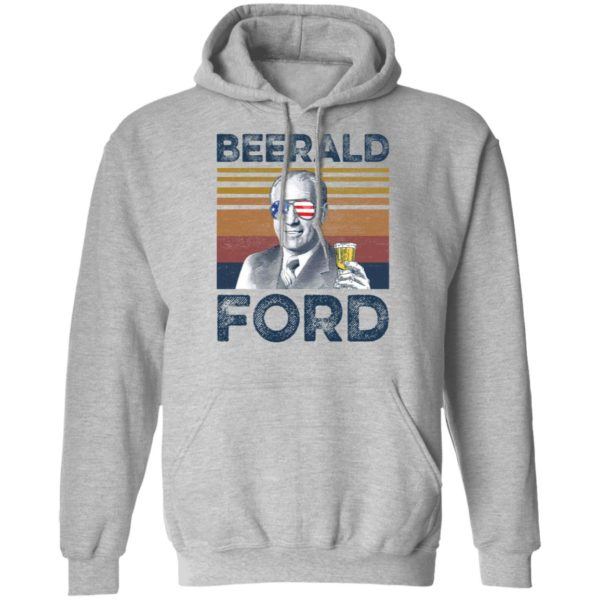 Gerald Ford Beerald Ford shirt 7