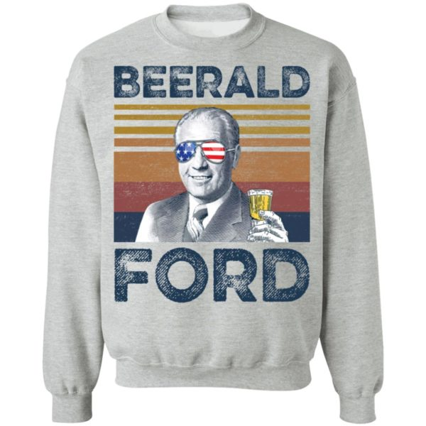 Gerald Ford Beerald Ford shirt 9