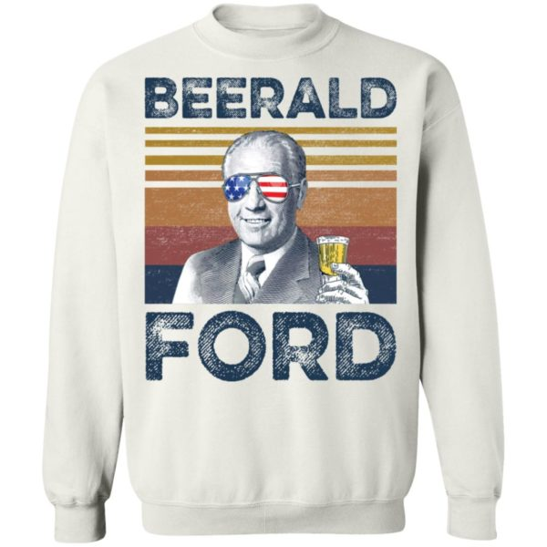 Gerald Ford Beerald Ford shirt 10