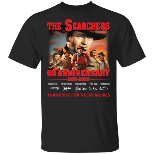 The Searchers 65th Anniversary shirt