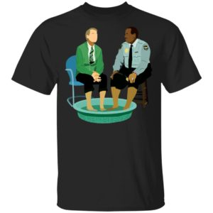 Mister Rogers gay police shirt