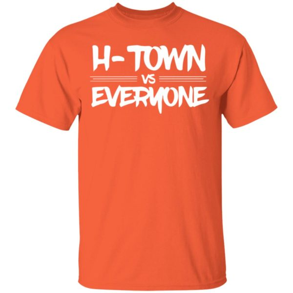H Town vs Everyone shirt