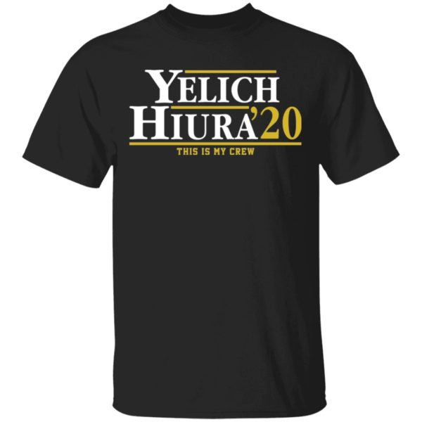Yelich Hiura 2020 this is my crew shirt