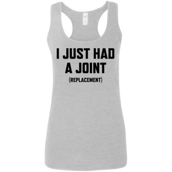 I just had a Joint replacement shirt 6