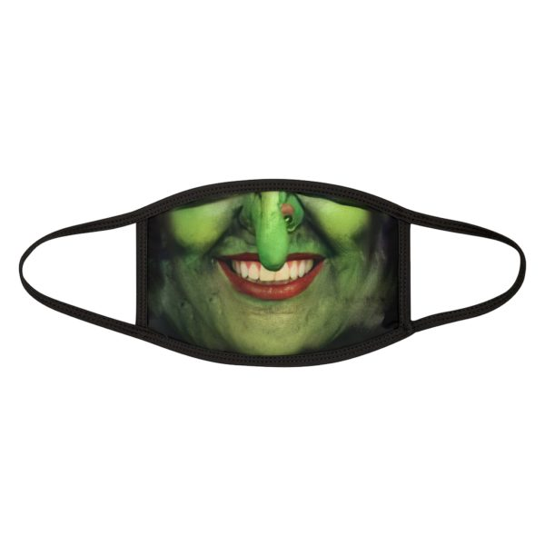 Witch Face Halloween Costume Face Mask 1