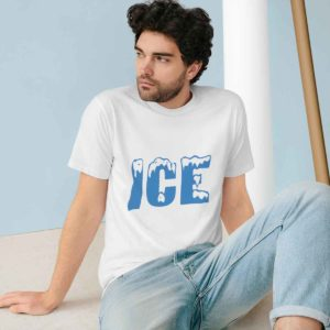 Ice Ice and Baby Funny Family Halloween Costume Couples T-Shirt